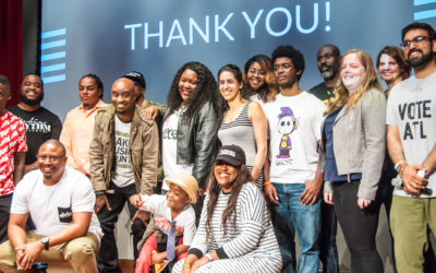 Hip Hop Caucus Empowers Young Voters through Activism & Civic Engagement Training at A3C Hip Hop Festival & Conference in Atlanta