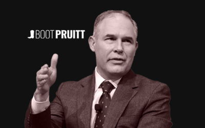 "Hip Hop Caucus and Powerful Coalition Launch ""Boot Pruitt"" Campaign"