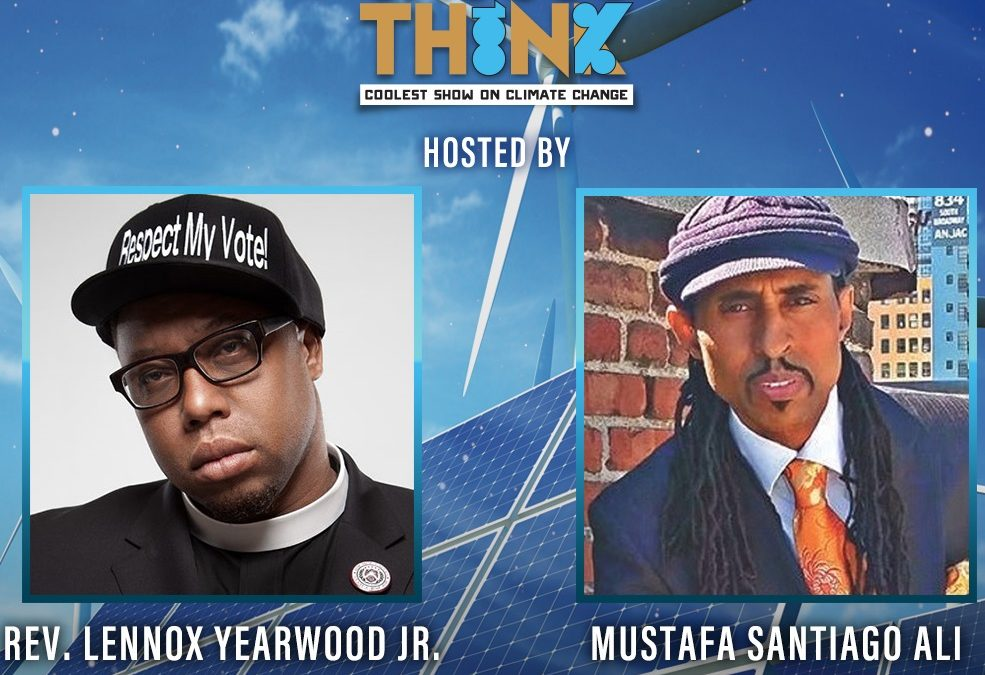 Meet the Hosts! Rev Yearwood & Mustafa Santiago Ali