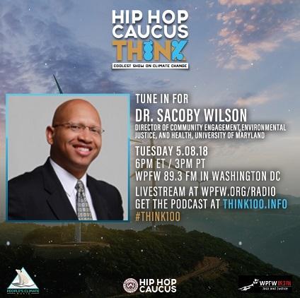 Dr. Sacoby Wilson