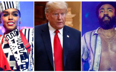 ABC News: Why top protest songs in hip-hop don't mention Donald Trump: 'He's irrelevant to the movement'