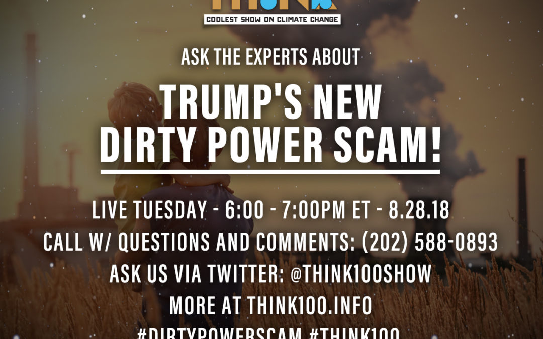 Episode 23: #DirtyPowerScam [August 28, 2018]