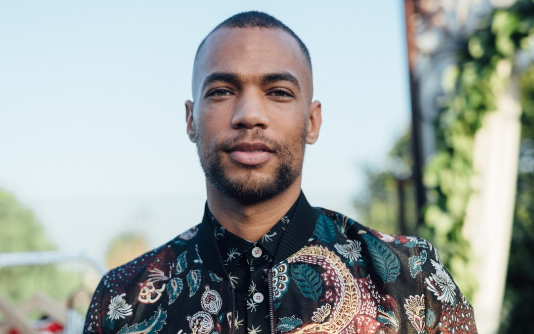 "Episode 22: ""Artivism"" ft. Kendrick Sampson [August 21, 2018]"
