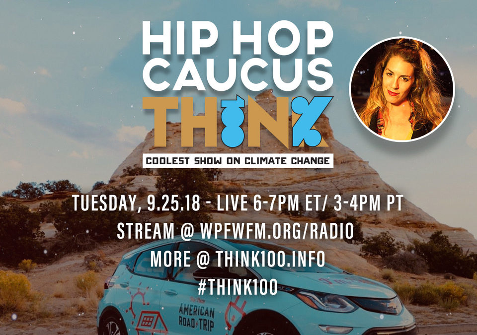 """Episode 26: """"The New American Road Trip – U.S. Committed to Climate Action and Leading on Solutions"""" [September 25, 2018]"""
