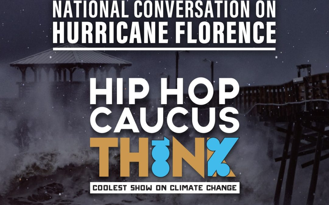 """Episode 25: """"Hurricane Florence – Reports from the Front-Lines"""" [September 18, 2018]"""