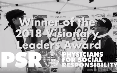 "Think 100% receives ""Visionary Leaders Award""!"