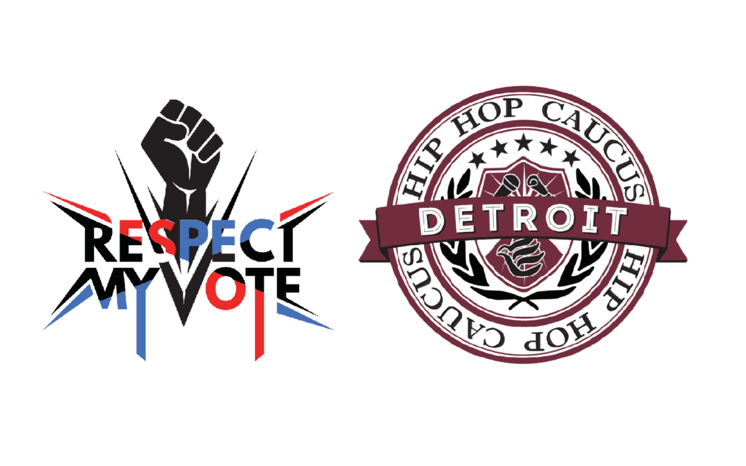 Detroit Hip Hop Community Organizes Citywide Campaign to Get Young Voters to the Polls