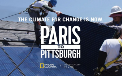 Hip Hop Caucus' Think 100% Earth Month Events: Paris to Pittsburgh Film Screenings