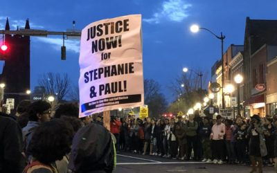 TAKE ACTION: Stand Against Police Violence, Demand Justice for Stephanie and Paul!