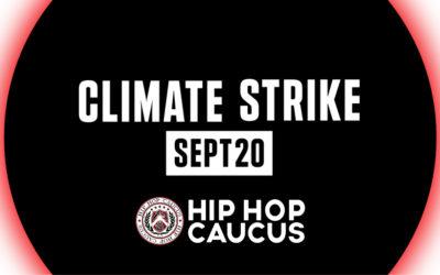 RSVP: Climate Strike!