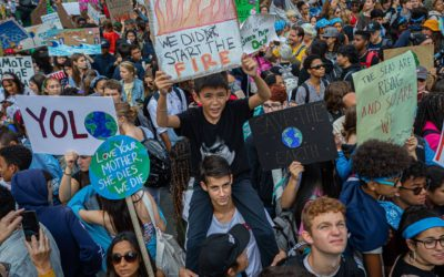 "In the News: MTV – ""WE'RE STRIKING FOR 72 HOURS THIS EARTH DAY — ARE YOU JOINING US?"""