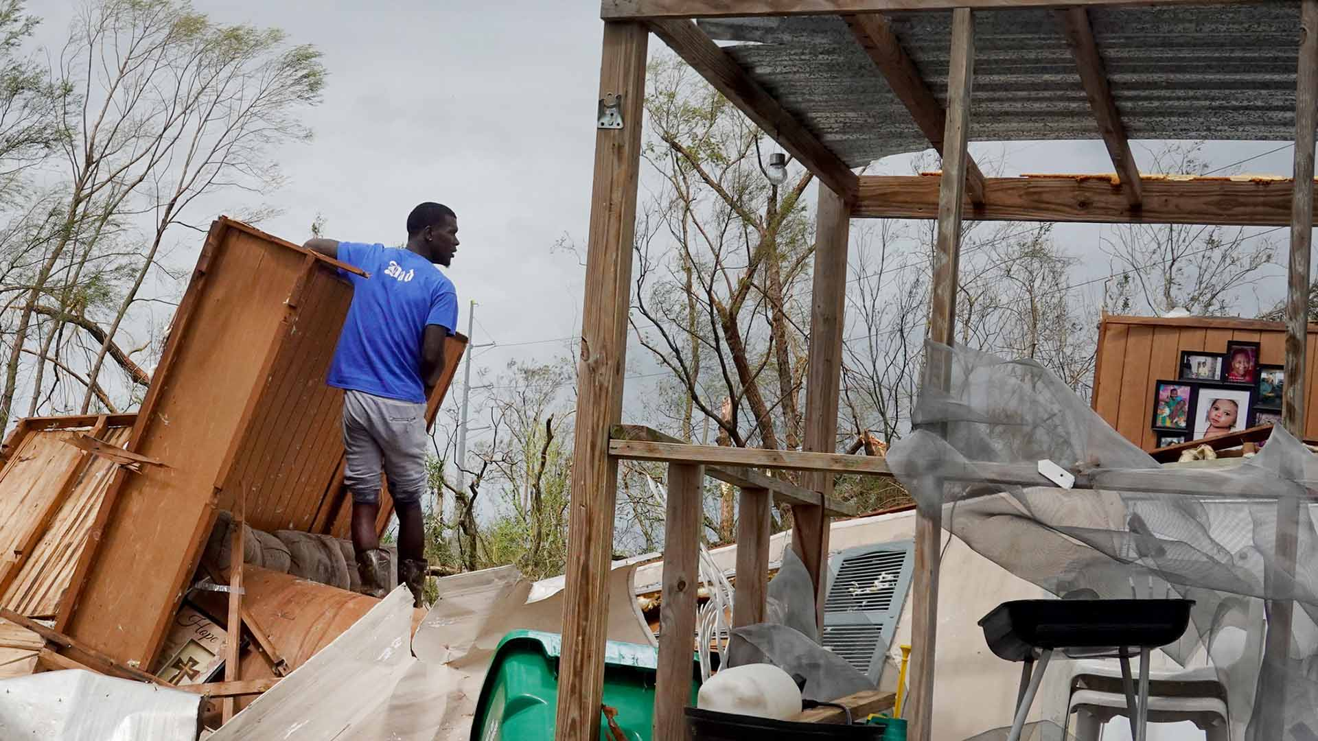 Hurricane Ida Relief Fund will go toward rebuilding the Gulf Coast from the ground up.